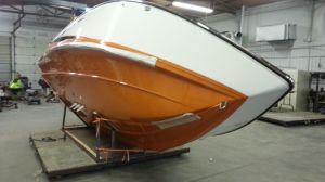 Shipping Yacht