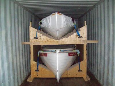 Boat Unpack