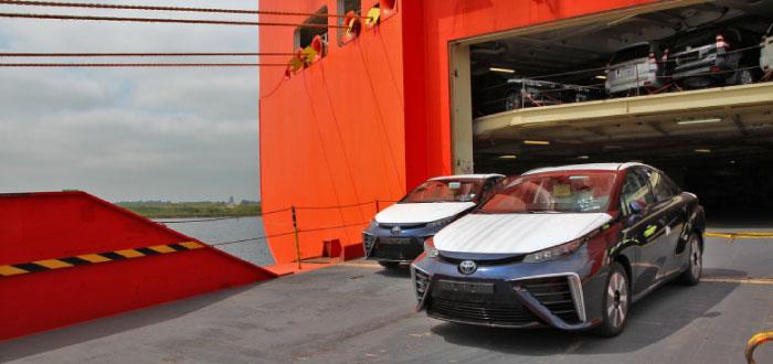 Car, Motorbike, & Caravan Shipping