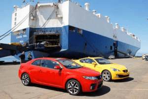 car transport Perth to Adelaide