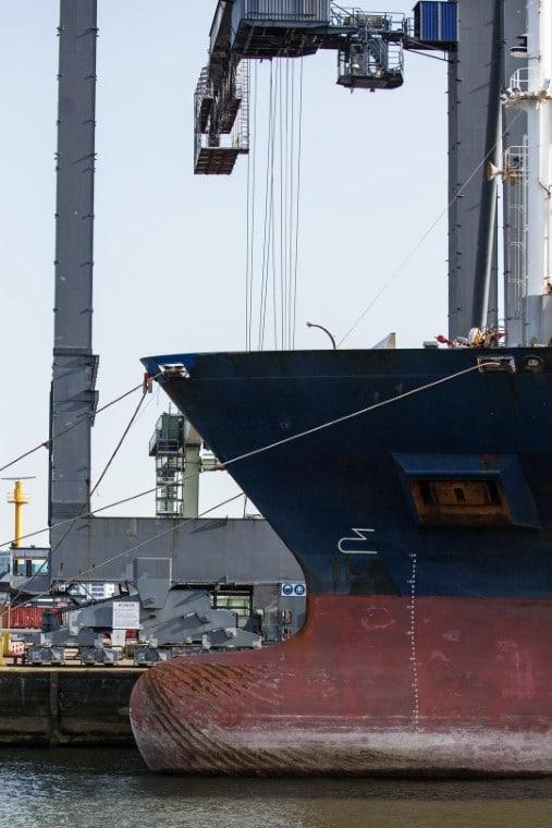 Importing Heavy Equipment Australia