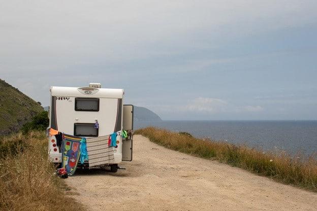 import caravan to australia